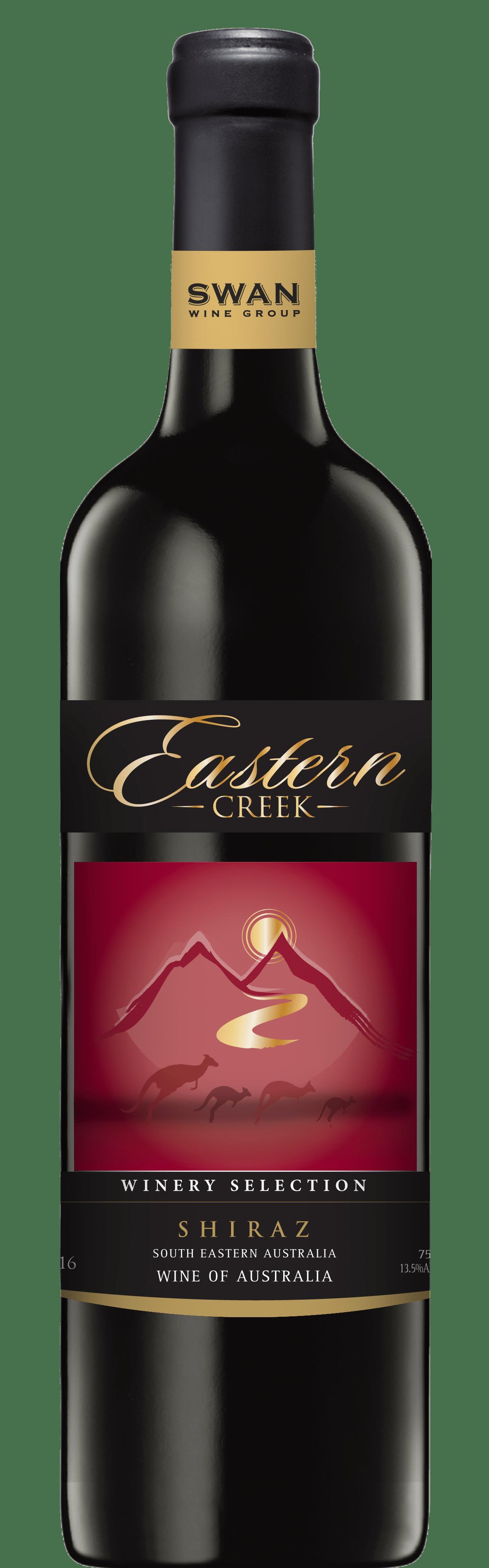 Eastern Creek Winery Selection Shiraz