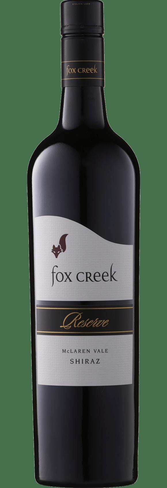 2016 Fox Creek Reserve Shiraz