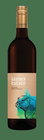 James Estate Single Vineyard Estate 2017 Shiraz