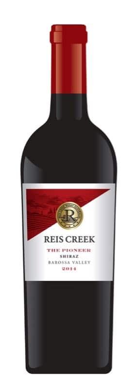 Reis Creek The Pioneer 2014 Shiraz