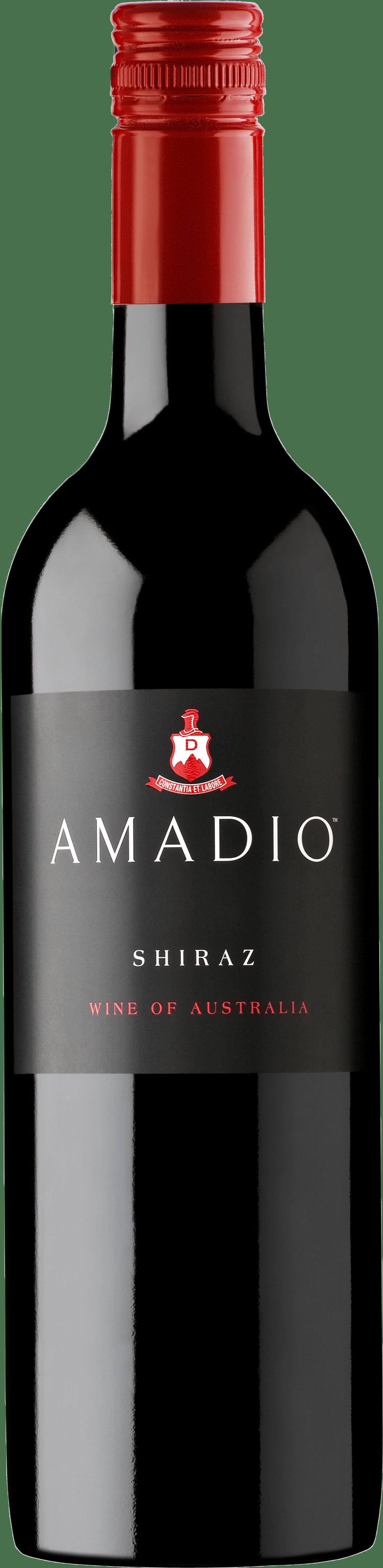 2019 Amadio Black Lablel Shiraz