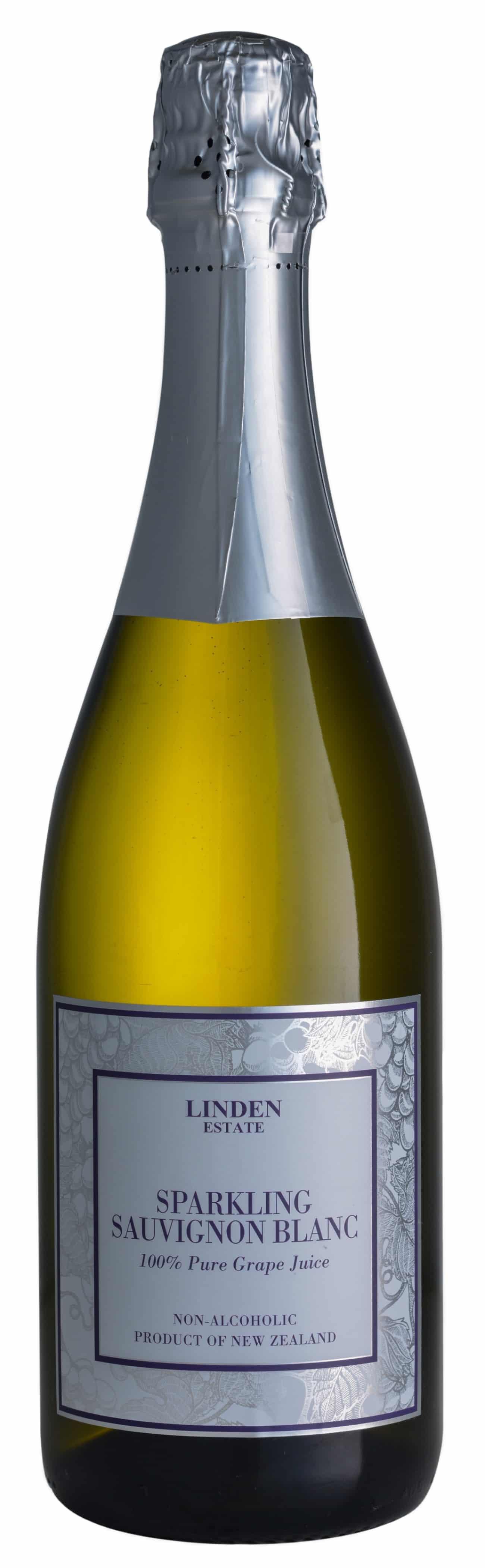 Linden 2018 Sparkling Sauvignon Blanc Grape Juice