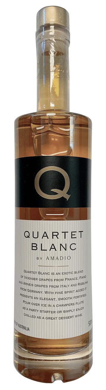Amadio-Quarter blanc