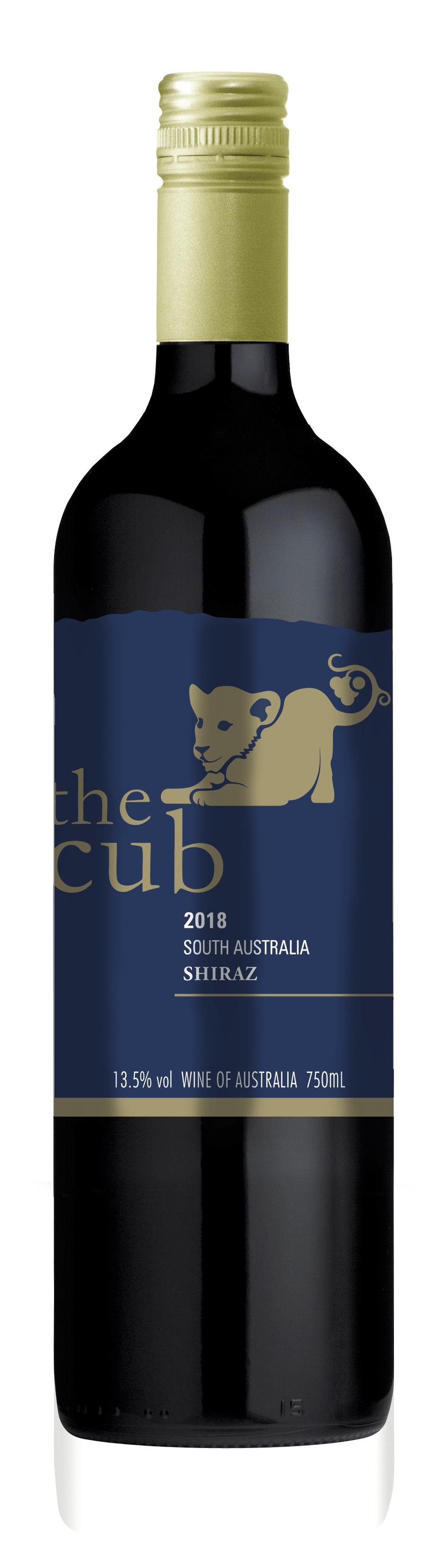 The Cub Shiraz South Australia