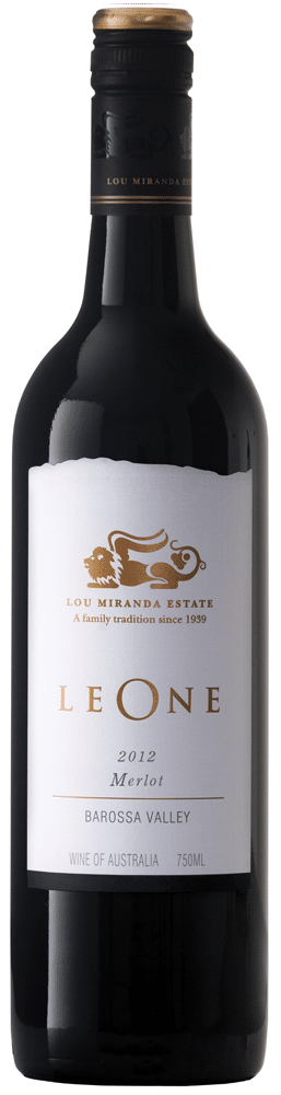 Lou Miranda Estate 2012 Merlot Barossa Valley