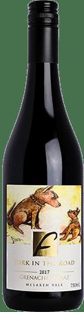 Fork in the Road Wines Grenache Shiraz 2017