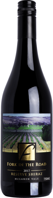 Fork In The Road Reserve Shiraz 2017