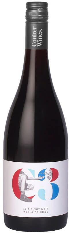 Coulter Wines 2018 C3 Adelaide Hills Pinot Noir