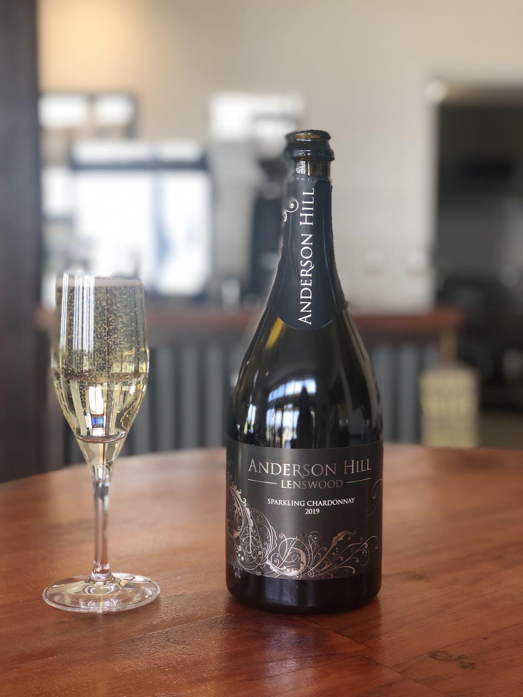 Anderson Hill Art Series Sparkling Chardonnay